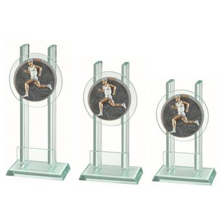 227 Glazen standaard hardlopen