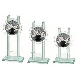 227 Glazen standaard bowlen