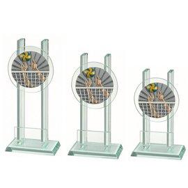 Glazen standaard volleybal