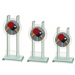 227 Glazen standaard tafeltennis