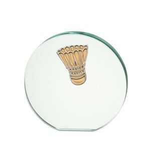 922 glasstandaard badminton