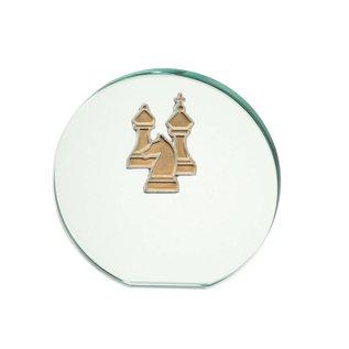 922 glasstandaard schaken