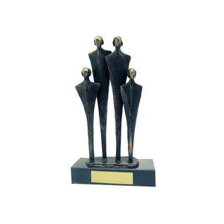 KMA416 Sculpture gezin