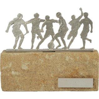 BEL606 standaard voetballen op steen