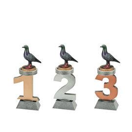 FX111 standaard duif