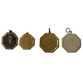 8-kant medaille wielrennen