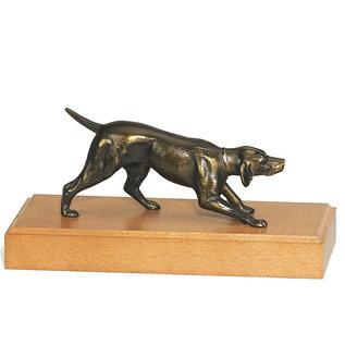 Bronzen labrador 47948