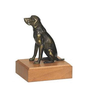 Bronzen labrador 47854