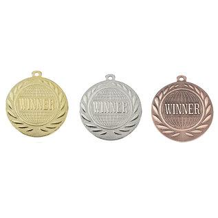 D15000.S  Winner medaille