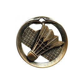 Medaille badminton