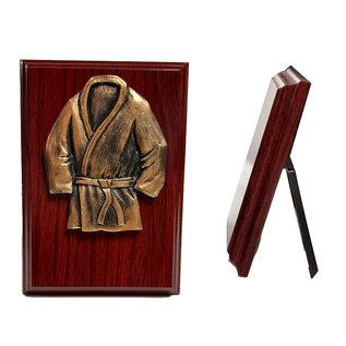 H122 houten standaardje judo