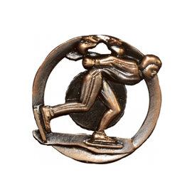 Medaille schaatsen