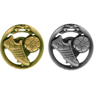 470 Medaille voetbal 70mm (op=op)