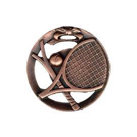Medaille tennis 70mm (op=op)