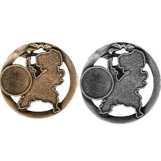 470 Medaille nederland 70mm (op=op)