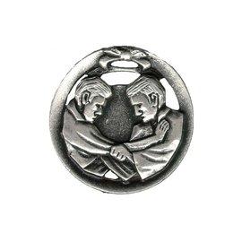 Medaille judo 70mm (op=op)