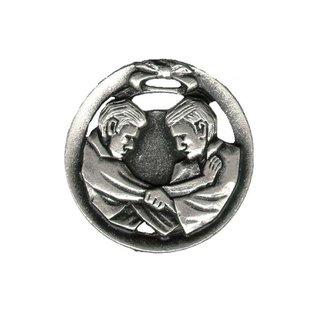 470 Medaille judo 70mm (op=op)
