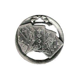 Medaille kaarten 70mm (op=op)