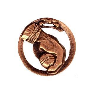 470 Medaille jeu de boule hand 70mm (op=op)