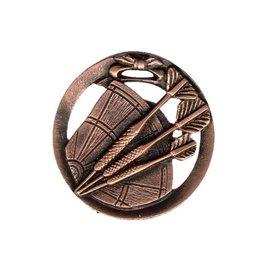 Medaille dart 70mm (op=op)