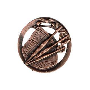 470 Medaille dart 70mm (op=op)