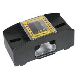Kaartenschudmachine