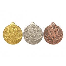 Medaille hardlopen