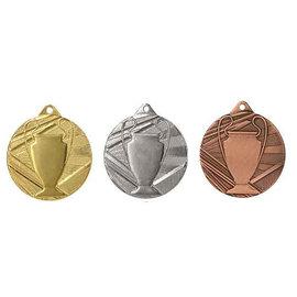 Medaille cup met de grote oren
