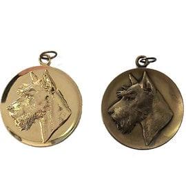 Medaille hond