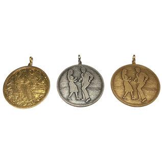 Medaille dansen A