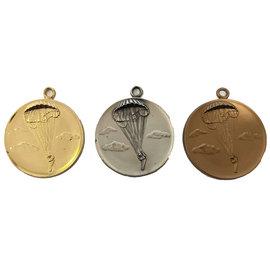 Medaille parachute springen