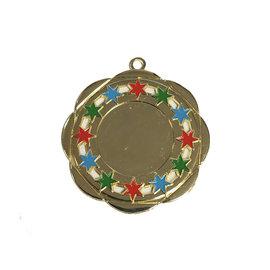 Carnaval medaille sterren W
