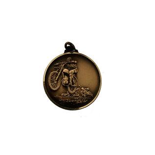 Medaille motorcross