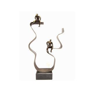 """MA00701 Sculptuur """"De ontmoetingsplek"""""""