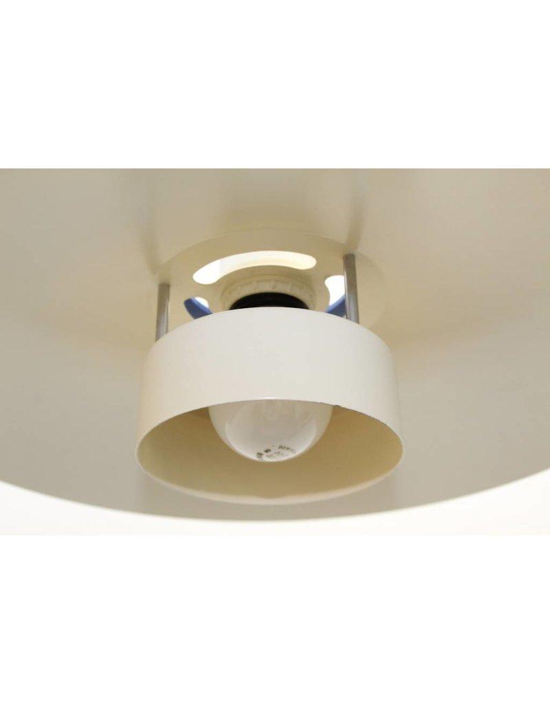 Deense design hanglamp met witte kap