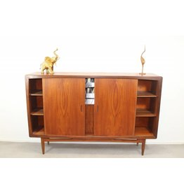 Highboard Scandinavian vintage sidebaord