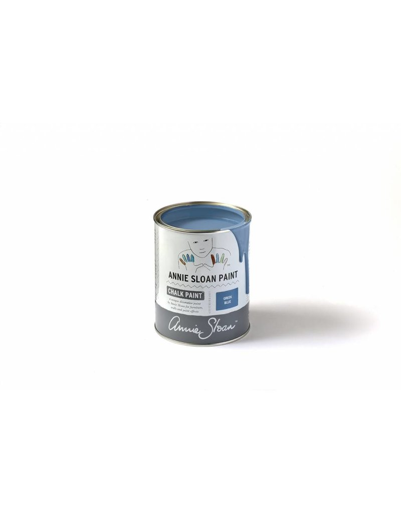 Chalk Paint Annie Sloan 'Greek Blue'