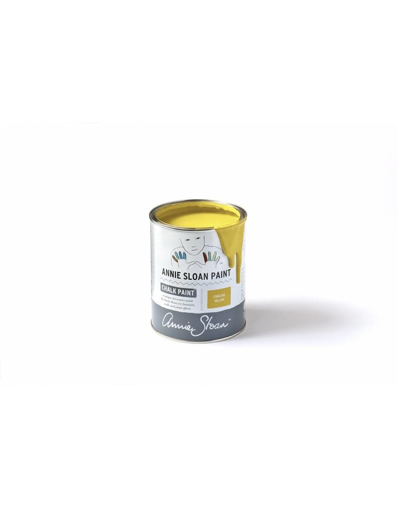 Chalk Paint Annie Sloan 'English Yellow'
