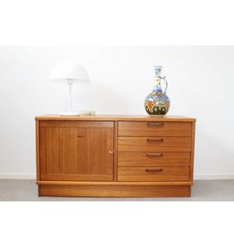 Vintage Scandinavisch design TV-meubel