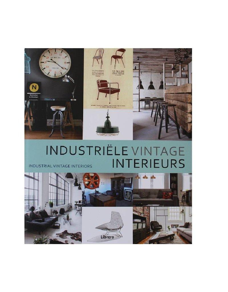 Boek 'Industriële vintage interieurs' Librero
