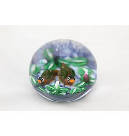 Paperweight Presse Unica William Morris 2009 ducklings 3D