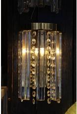 2 Wandlampen 24 kt verguld J.T. Kalmer