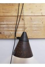 DDR lamp bakeliet kuikenlamp warmtelamp