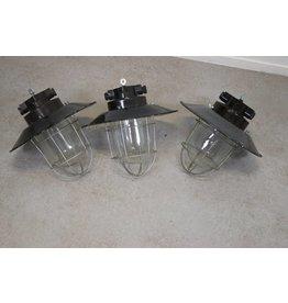 Industriële Kooi hanglampen klein model