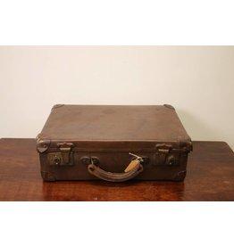 Koffer klein bruin nr 2