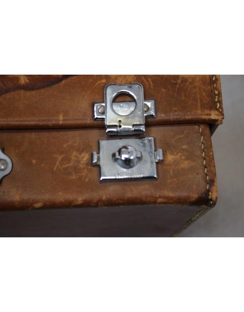Freemasonry koffer leer