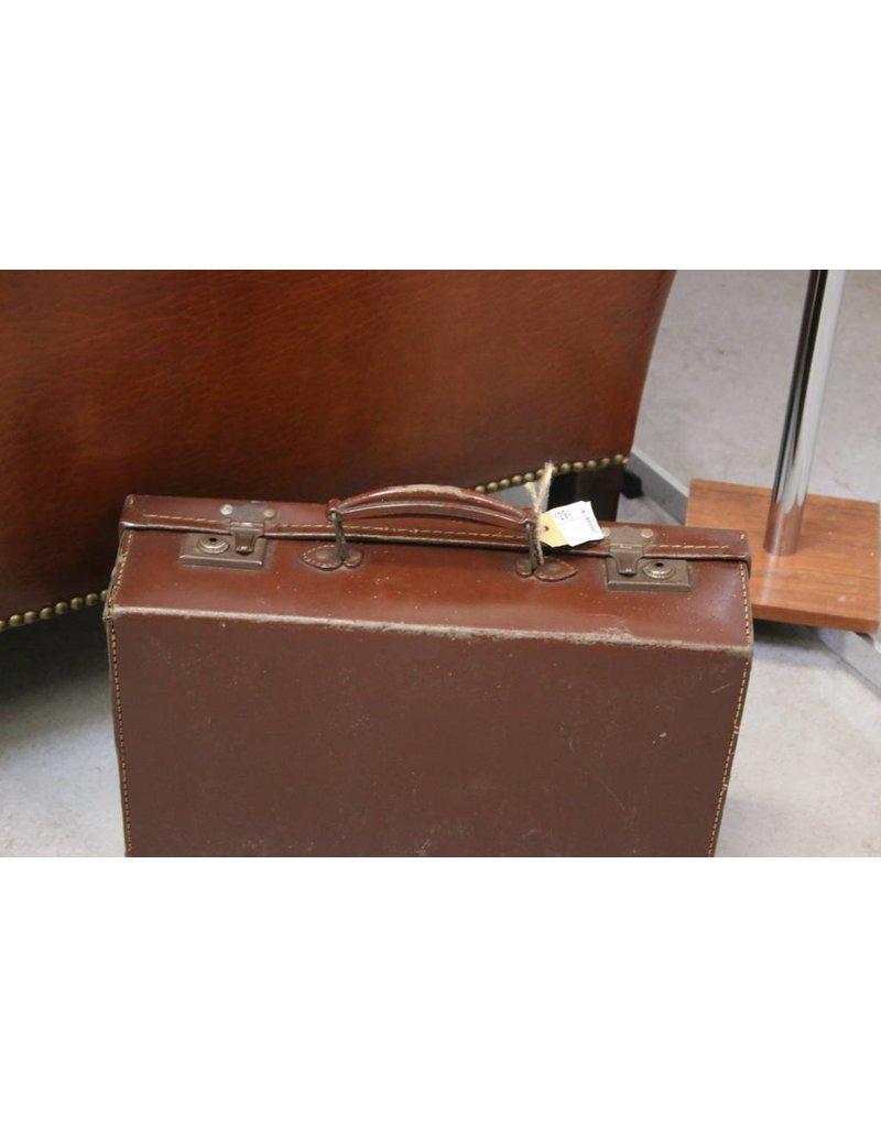 Koffer klein bruin nr 3