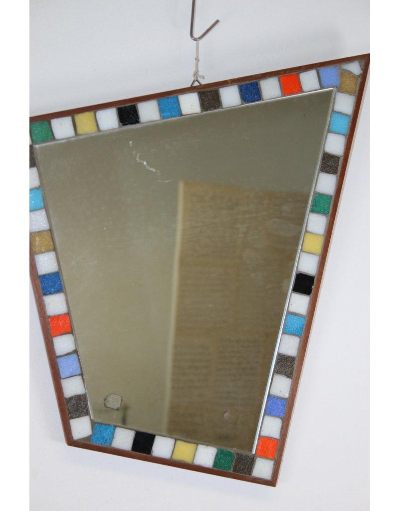 Mozaïek Spiegel ruit Driehoek 60 jaren
