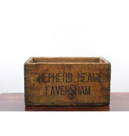 Oude Houten Bierkist shepherd neame faversham