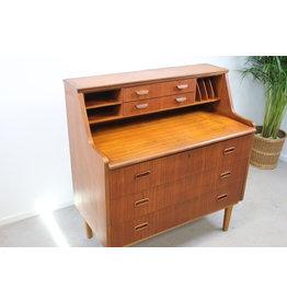 Vintage secretaire bureautje